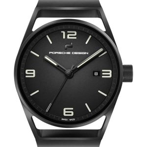 Porsche Design 1919 Datetimer Eternity Black Edition Black & Rubber 4046901986094 / 6020.3.02.003.06.2