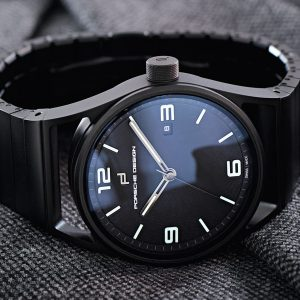 Porsche Design 1919 Datetimer Eternity Black Edition All Black 4046901986100 / 6020.3.02.003.02.2