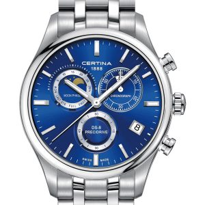 Certina DS-8 Chronograph Moon Phase C033.450.11.041.00