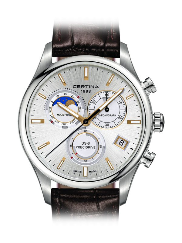 Certina DS-8 Chronograph Moon Phase C033.450.16.031.00