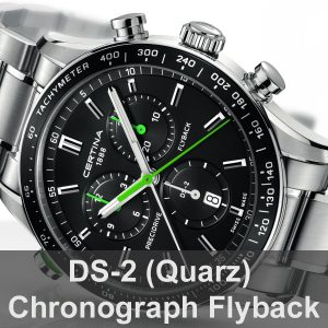 DS-2 Chronograph Flyback (Quarz)