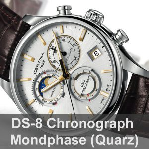 DS-8 Chronograph Mondphase (Quarz)
