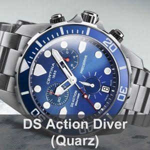 DS Action Diver (Quarz)