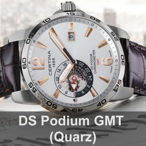 DS Podium GMT (Quarz)