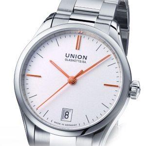 Union Glashütte Viro Datum 34mm D011.207.11.031.01 Damenuhr