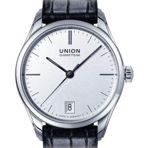 Union Glashütte Viro Datum 34mm D011.207.16.031.00 Damenuhr