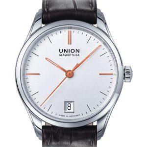 Union Glashütte Viro Datum 34mm D011.207.16.031.01 Damenuhr
