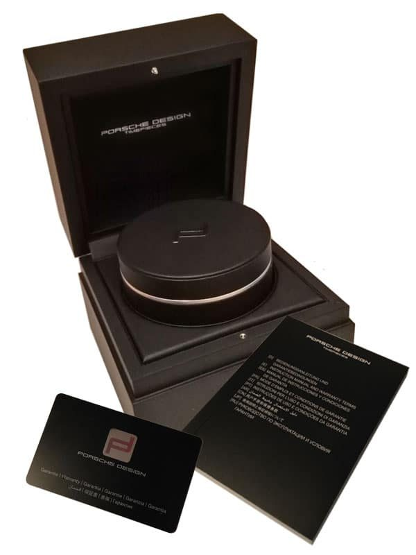 PORSCHE DESIGN Uhren Box