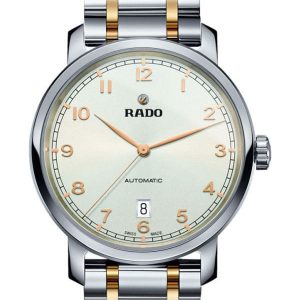 Rado Diamaster Automatic Herrenuhr XL R14077133 / 01.629.0077.3.013
