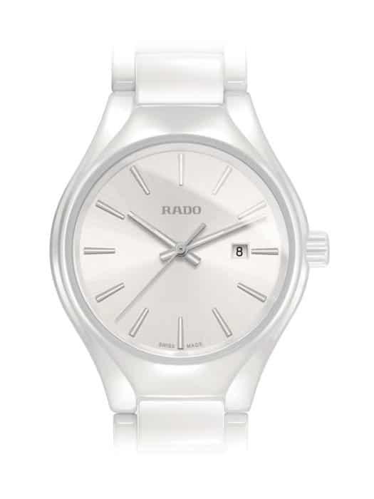 Rado True Quartz Damenuhr S R27061012 / 01.111.0061.3.001