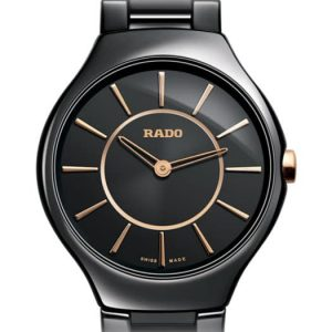Rado True Thinline Damenuhr S R27742152 / 01.420.0742.3.015