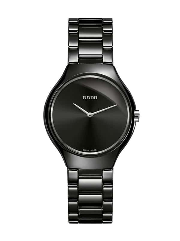 rado true thinline damenuhr s r27742192 juwelier. Black Bedroom Furniture Sets. Home Design Ideas