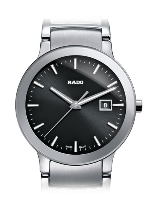rado centrix quartz damenuhr s r30928153 juwelier. Black Bedroom Furniture Sets. Home Design Ideas