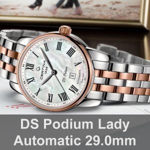 DS Podium Lady Automatic 29.0mm