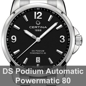 DS Podium Powermatic 80