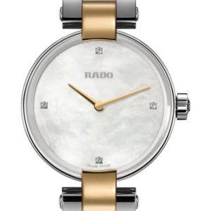 Rado Coupole Diamonds Quartz S R22854913 / 01.963.3854.4.091