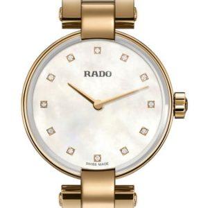 Rado Coupole Diamonds Quartz S R22855923 / 01.963.3855.2.092