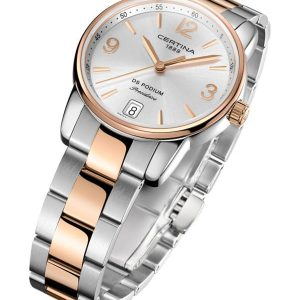 Certina DS Podium Lady 33mm C034.210.22.037.00 Precidrive