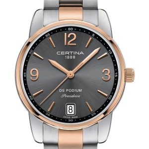 Certina DS Podium Lady 33mm C034.210.22.087.00 Precidrive
