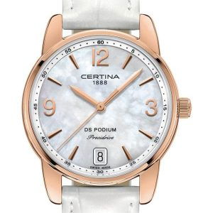 Certina DS Podium Lady 33mm C034.210.36.117.00 Precidrive