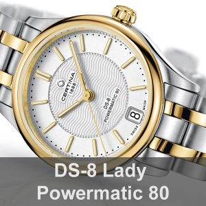 DS-8 Lady Powermatic 80