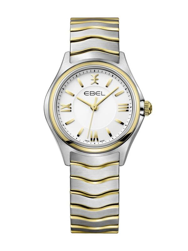 Ebel Wave Lady 1216375 Quarz Damenuhr