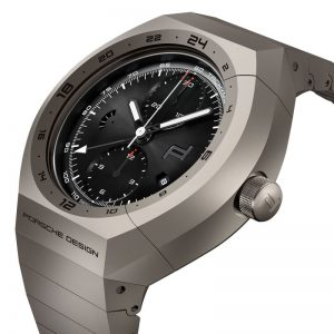 PORSCHE DESIGN Monobloc Actuator GMT-Chronotimer All Titanium 4046901564124 / 6030.6.02.001.02.5