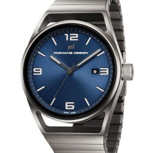 PORSCHE DESIGN 1919 Datetimer Eternity Blue 4046901568030 / 6020.3.01.005.01.2