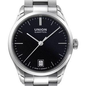 Union Glashütte Viro Datum 34mm D011.207.11.051.00 Damenuhr