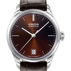 Union Glashütte Viro Datum 34mm D011.207.16.291.00 Damenuhr