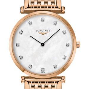 Longines La Grande Classique L4.512.1.97.8 Quarz Damenuhr