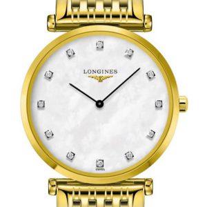 Longines La Grande Classique L4.513.2.87.8 Quarz Damenuhr