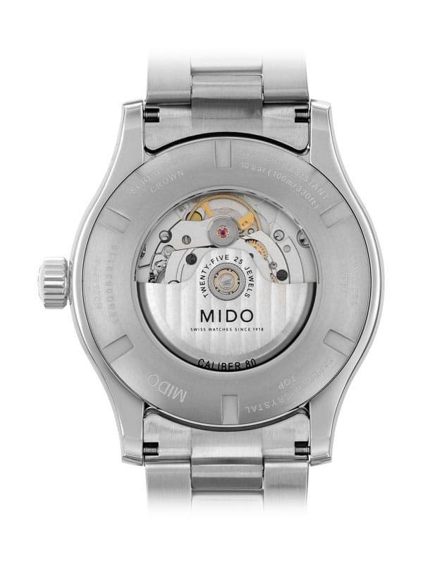 Mido Multifort Adventure M025.407.11.061.00 Rückseite