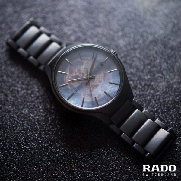 Rado True Open Heart Automatic L R27100912 / 01.734.0100.3.091