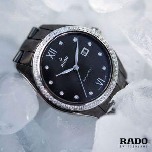 Rado HyperChrome Automatic Diamonds M R32482702 / 01.580.0482.3.070