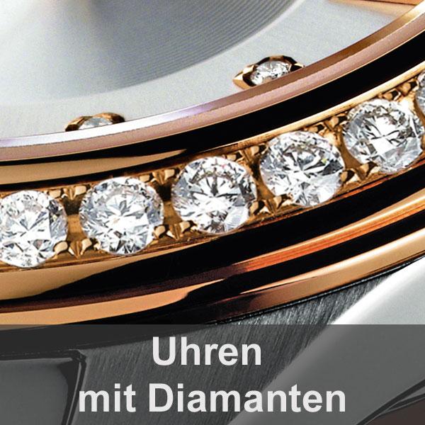 uhren mit diamanten juwelier