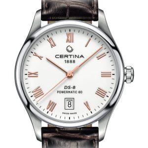 Certina DS-8 Powermatic 80 C033.407.16.013.00 Herrenuhr