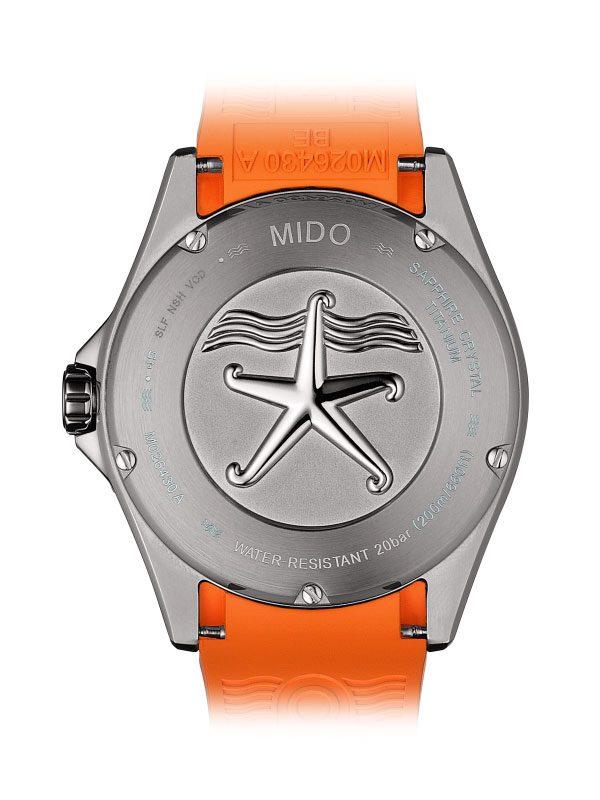 Mido Ocean Star M026.430.47.061.00 Rückseite