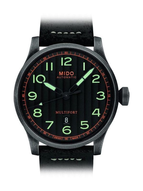 Mido Multifort Escape M032.607.36.050.09 Herrenuhr
