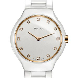 Rado True Thinline Diamonds S R27958722 / 01.420.0958.3.072