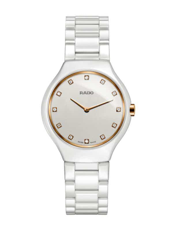 Rado True Thinline Diamonds S R27958722 / 01.420.0958.3.072