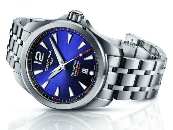 Certina DS Action Chronometer C032.851.11.047.00 COSC