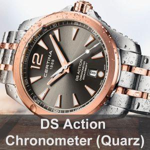 DS Action Chronometer (Quarz)