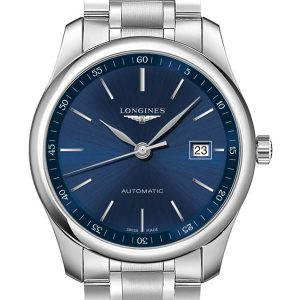 The Longines Master Collection L2.793.4.92.6 Herrenuhr