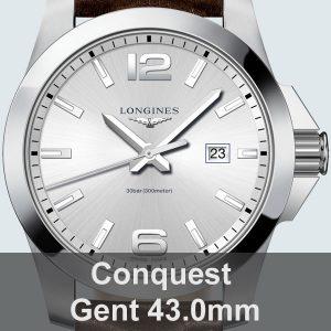 Conquest Gent 43.0mm
