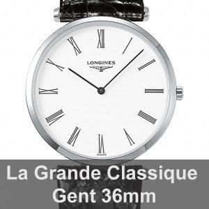 La Grande Classique Gent 36.0mm