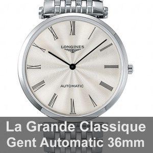 La Grande Classique Gent Automatic 36.0mm