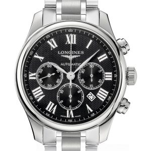 The Longines Master Collection L2.859.4.51.6 Chronograph