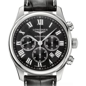 The Longines Master Collection L2.859.4.51.7 Chronograph