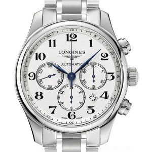 The Longines Master Collection L2.859.4.78.6 Chronograph